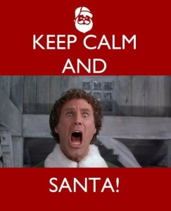 keepcalmsanta