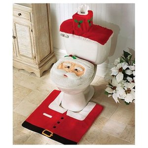 I've ALWAYS wanted to sit on santa's face...eBay